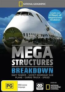 National Geographic -  Megastructures Breakdown - Plane, Navy Tanker, Soviet Nu
