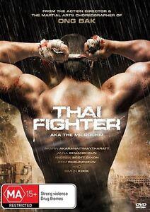 Thai Fighter (DVD, 2014) - New - Region 4