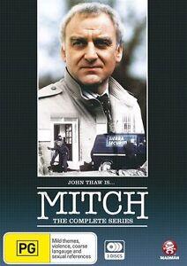 Mitch - The Complete Series (DVD, 2013, 3-Disc Set) - Region Free