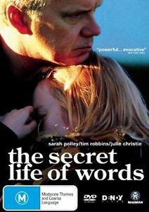 The Secret Life Of Words (DVD, 2008)