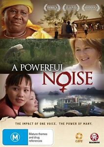 A Powerful Noise ( DVD) The Impact Of One Voice [ Region 4 ] NEW/SEALED