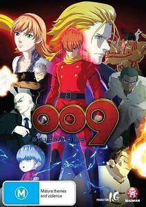 009 Re:Cyborg DVD R4 NEW