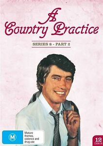 A COUNTRY PRACTICE : SEASON 8 Part 2 : NEW DVD