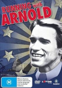 Running With Arnold (DVD, 2008)    G2