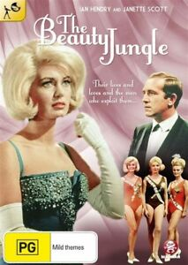 The Beauty Jungle (DVD, 2010)-FREE POSTAGE