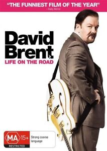 David Brent - Life On The Road (DVD, 2016) NEW