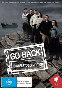Go Back to Where You Came from NEW R4 DVD