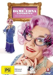 The Dame Edna Experience (Series 2) DVD NEW