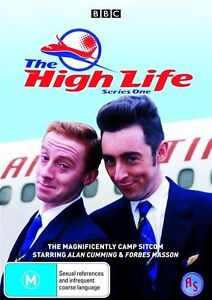 The High Life : Series 1 (DVD, 2009) New & Sealed