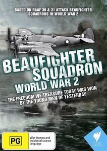 Beaufighter Squadron Ww2 NEW R4 DVD