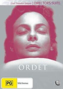 Ordet (DVD, 2008)-REGION 4-Brand new-Free postage