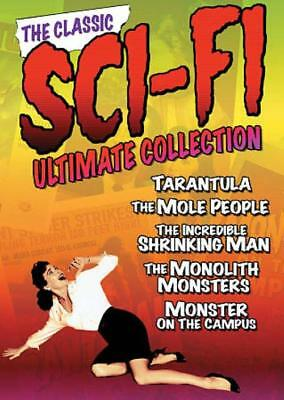 THE CLASSIC SCI-FI ULTIMATE COLLECTION, VOL. 1 NEW DVD](Ultimate Halloween Classical Music Collection)