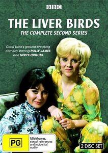 The Liver Birds: Series 2 [Region 4]