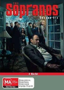THE SOPRANOS Season 6 : NEW DVD