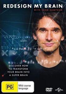 Redesign My Brain Series : Season 1 : NEW DVD