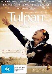 Tulpan (DVD, 2009)-REGION 4-Brand New-Free postage
