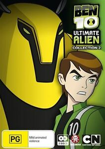 Ben 10 Ultimate Alien: Collection 2 NEW R4 DVD