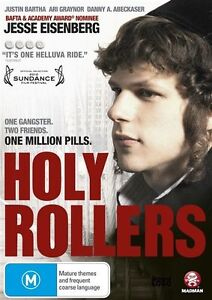 Holy Rollers (DVD, 2011) R4 PAL NEW & SEALED FREE POST