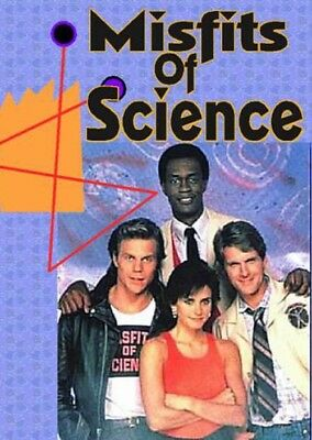 MISFITS OF SCIENCE (1985) COMPLETE TV SERIES (PLS READ DESCRIPTION BELOW)