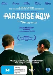 Paradise Now (DVD, 2006)