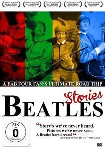 DVD - Beatles Stories (2013) - NEU + OVP