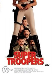 Super Troopers (DVD, 2006) Brand new.