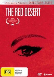 The Red Desert (DVD, 2006)