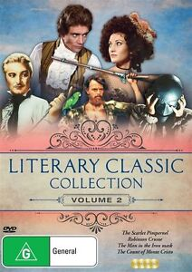 Literary Classic Collection Vol 2 NEW R4 DVD