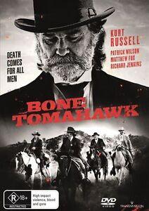 Bone Tomahawk : NEW DVD