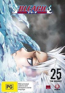 Bleach : Vol 25 (DVD, 2010)