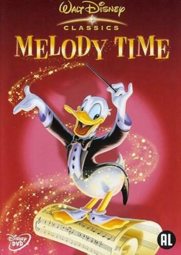 Melody Time - DVD