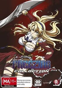 Freezing Collection NEW R4 DVD