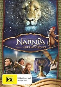 Chronicles of NARNIA 3 : VOYAGE OF THE DAWN TREADER : NEW DVD