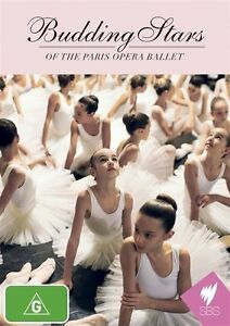 Budding Stars Of The Paris Opera Ballet (DVD, 2013) French English Subtitles NEW