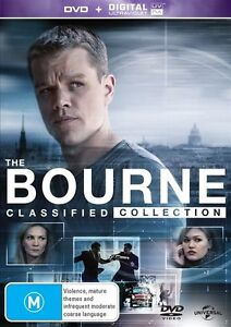 The-Bourne-Classified-Collection-DVD-2016-5-Disc-Set