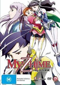 My-Z-Hime: My-Otome : Vol 7 (DVD, 2008)