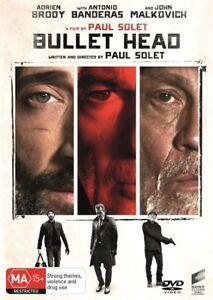 Bullet-Head-DVD-2018-Adrien-Brody-Antonio-Banderas-John-Malkovich