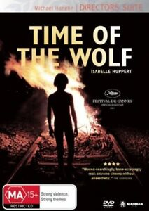Time Of The Wolf (DVD, 2006)-REGION 4-Brand new-Free postage