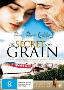 The Secret Of The Grain (DVD, 2008)-REGION 4-Brand new-Free postage