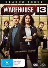 Warehouse 13 DVDs Widescreen Blu-ray Discs