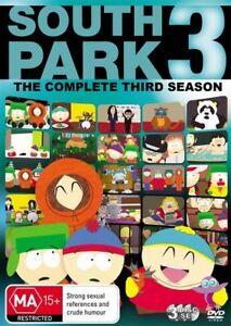 South Park SEASON 3 : NEW DVD