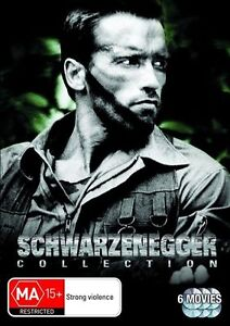 True Lies / Terminator / Predator / Commando / Stay Hungry / Conan The Barbarian