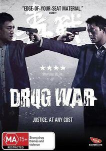 Drug War (DVD, 2013)-REGION 4-Brand new-Free postage