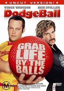 Dodgeball-2004-Ben-Stiller-Vince-Vaughn-NEW-DVD-Region-4