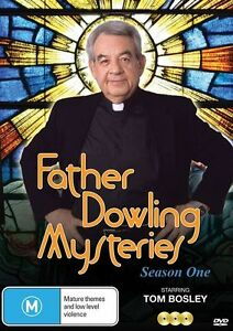 Father Dowling Mysteries Season 1 NEW R4 DVD