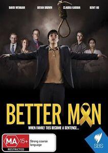 BETTER-MAN-CLAUDIA-KARVAN-BRYAN-BROWN-REGOIN-4-NEW-amp-SEALED-FREE-POST