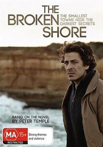 The Broken Shore : NEW / SEALED DVD