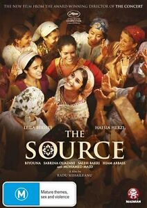 The Source (DVD, 2012) New & Sealed