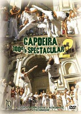 CAPOEIRA 100% SPECTACULAR 2 NEW DVD