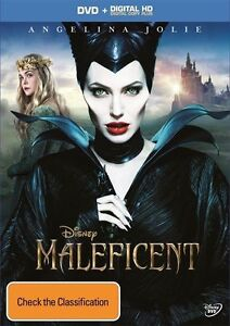 Maleficent (DVD, 2014) Angelina jolie (Region 4) Walt Disney